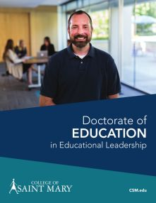 Doctorate of Education in Educational Leadership