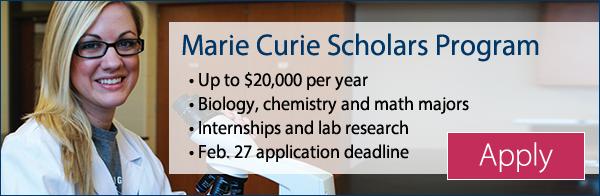 Marie Curie Scholars Program