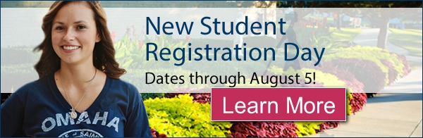 New student registration day