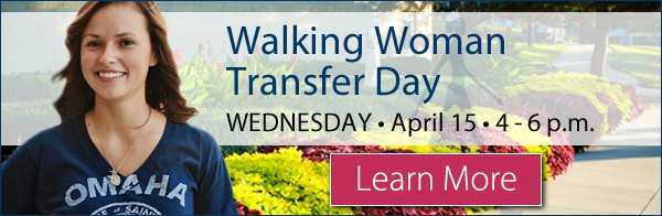Walking Woman Transfer Day