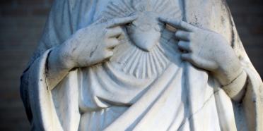 CSM campus statue